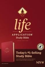 NIV Life Application Study Bible berry 9451