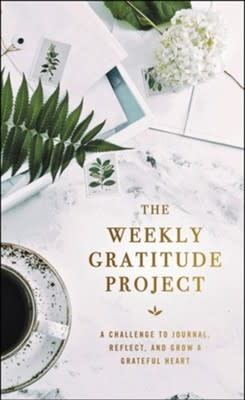 Weekly Gratitude Project  5240