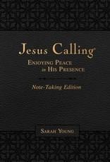 Jesus Calling Notetaking Edition  3702