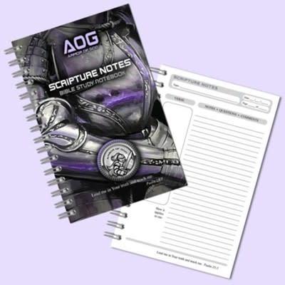 AOG Scripture Notes  9041