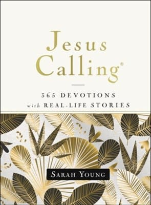 Jesus Calling Devotional Stories 5058