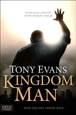 Evans, Tony Kingdom Man 7471