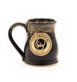 Ceramic Potbelly Mug  16.0z