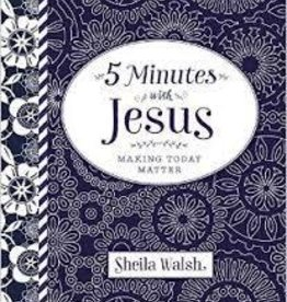 Walsh, Sheila 5 Minutes with Jesus 2531
