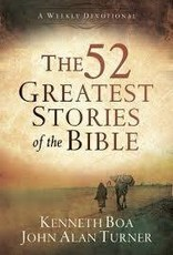 Boa, Kenneth 52 Greatest Stories of the Bible 9036
