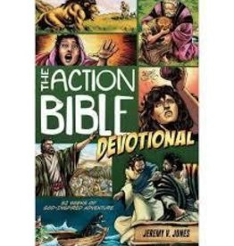 Jones, Jeremy Action Bible Devotional 7274