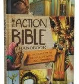 Cariello, Sergio Action Bible Handbook: A Dictionary 4832