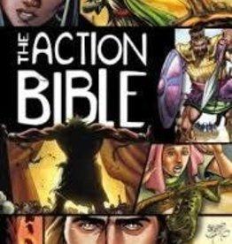 Mauss, Doug Action Bible: God's Redemptive Story 4996