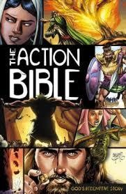Mauss, Doug Action Bible: God's Redemptive Story 4996