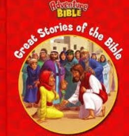 Miles, David Adventure Bible - Great Stories of the Bible 0994