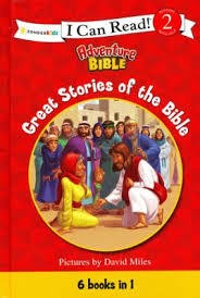 Miles, David Adventure Bible - Great Stories of the Bible 0994