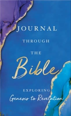 Journal through the Bible 4159