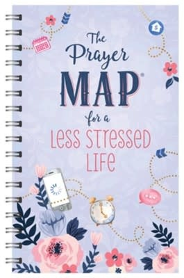 Prayer Map for a Less Stressed Life, The 7161