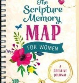 Scripture Memory Map for Women 0889