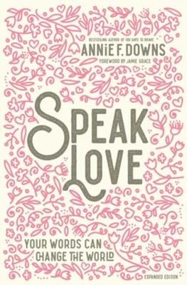 Downs, Annie Speak Love 9408