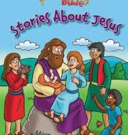 Zonderkidz Beginners Bible Stories About Jesus