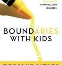 Cloud/Townsend Boundaries w/kids workbook 7258
