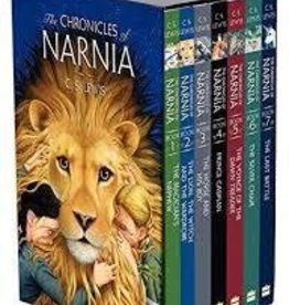 Lewis, C. S. Chronicles of Narnia Set