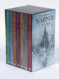Lewis, C S Chronicles of Narnia: Set 1190