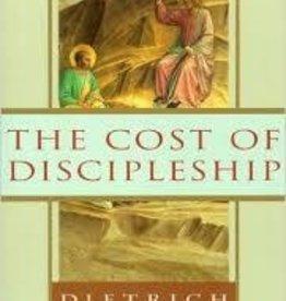 Bonhoeffer, Dietrich Cost of Discipleship