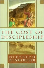 Bonhoeffer, Dietrich Cost of Discipleship 5008