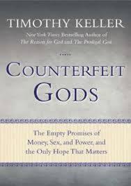 Keller, Timothy Counterfeit Gods (paper) 5497