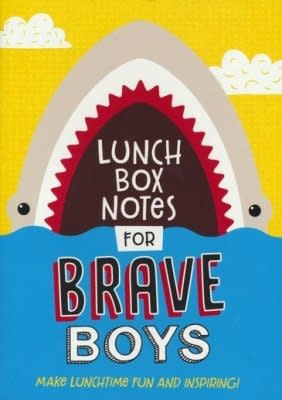 Lunch Box Notes for Boys  5136