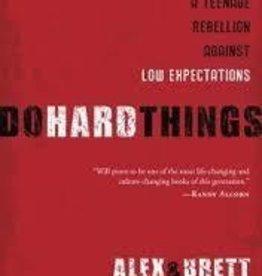 Harris, Alex Do Hard Things