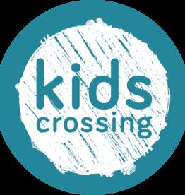Kids Crossing Sticker