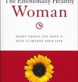 Scazzero, Geri Emotionally Healthy Woman Workbook 8228