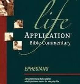 Tyndale House Publishers Ephesians (Life App. Bib. Comm) 8135