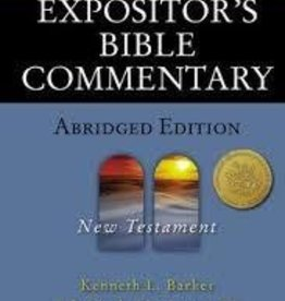 Barker, Kenneth Expositor's Bible Commentary NT