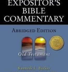 Barker, Kenneth Expositor's Bible Commentary OT