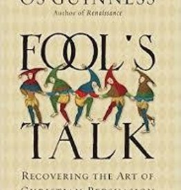 Guinness, Os Fool's Talk: Recovering the Art