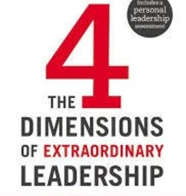 Catron, Jenni Four Dimensions of Extraordinary Leadership 5707
