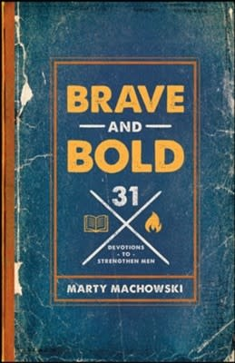 Machowski, Martin Brave and Bold 0696