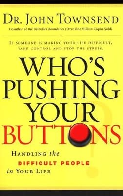 Townsend, John Who's Pushing Your Buttons?  9210