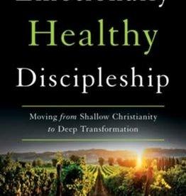 Emotionally Healthy Discipleship 9488