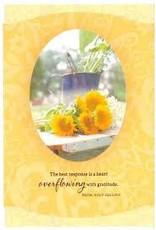 Jesus Calling Card - Thank You  0854
