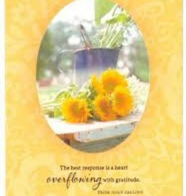Jesus Calling Card - Thank You  0854