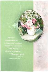 Jesus Calling Card - Thank You -0861