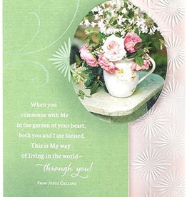 Jesus Calling Card - Thank You -0861