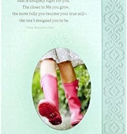 Jesus Calling Card Birthday 2032
