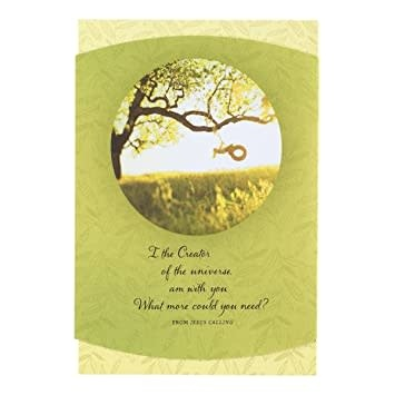 Jesus Calling Card - Encouragement 0939