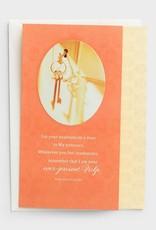 Jesus Calling Card - Praying for You  0816