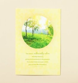 Jesus Calling Card - Thinking of You 0878
