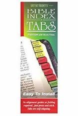 Horizontal Bible Tabs, rainbow 3260
