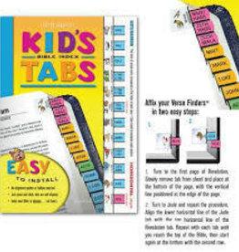 Kids Bible Tabs 0158