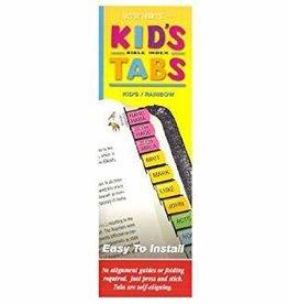 Kids Verse Finders Horizontal Thin Pack, Kids rainbow 3154