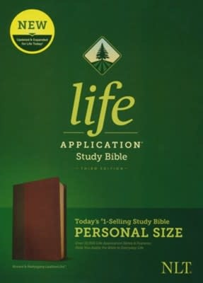 NLT Life Application, Personal Size 0075
